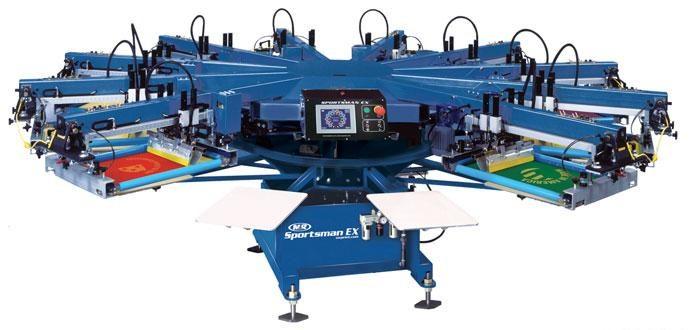 South-Riding-VA-t-shirt-screen-printing-press-machine